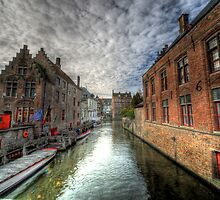 Canal by nick board