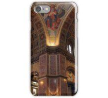 Inside Saint Matthew's Cathedral iPhone Case/Skin