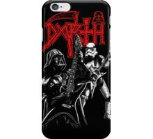 Death Metal iPhone Case/Skin