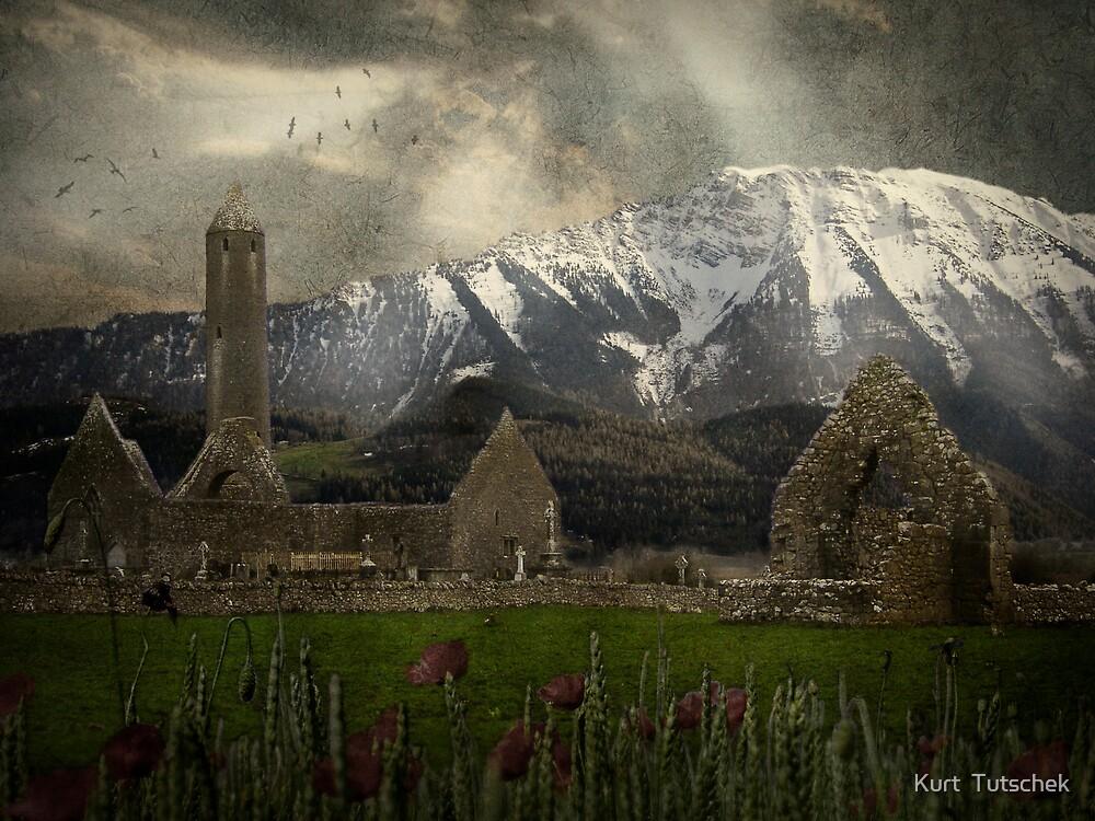 The monastery by Kurt  Tutschek