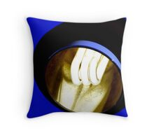 Fluorescence Throw Pillow