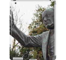 A Victorious Churchill iPad Case/Skin
