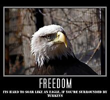 Freedom by Cheryl Dunning