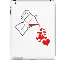 For the love of (GOOD) coffee... iPad Case/Skin