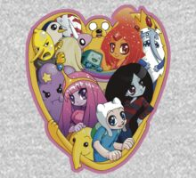 Adventure Time - Group Hug Kids Clothes