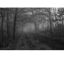 Silent hill Photographic Print