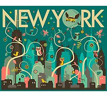 WILD NEW YORK Photographic Print