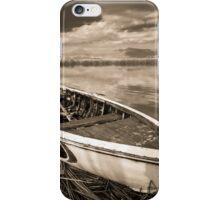 Abandoned Boat iPhone Case/Skin