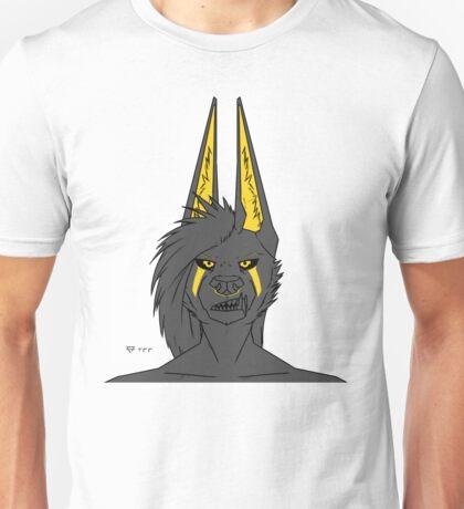 Anubis: Double Canines Unisex T-Shirt