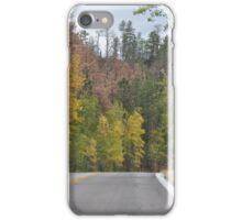 Autumn Drive iPhone Case/Skin