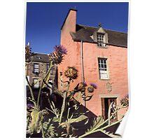 Emblematic Scotland Poster