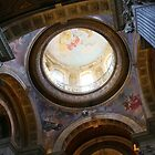Castle Howard, Entrance Dome by John Dalkin