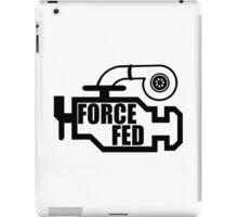 Force Fed - Check Engine light iPad Case/Skin