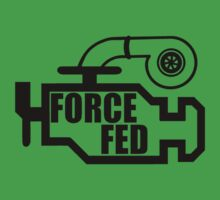 Force Fed - Check Engine light One Piece - Short Sleeve