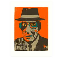 William Burroughs Art Print