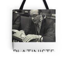 Chirac platiniste Tote Bag