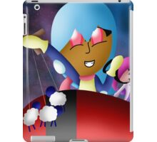 Manipulating them like the sheep they are. iPad Case/Skin
