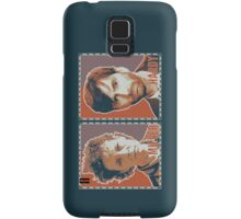 MILLER AND HARDY (2014) - Miller Orange Samsung Galaxy Case/Skin