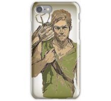 Daryl Dixon The Walking Dead iPhone Case/Skin
