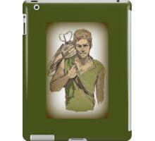 Daryl Dixon The Walking Dead iPad Case/Skin