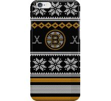 Ugly Boston Sweater iPhone Case/Skin