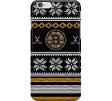 Ugly Boston Sweater iPhone Case/Skin