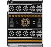 Ugly Boston Sweater iPad Case/Skin
