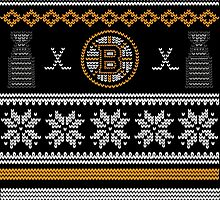Ugly Boston Sweater by Societee