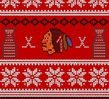 Hawksmas Sweater by Societee