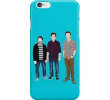 NICK KURT DALE iPhone Case/Skin