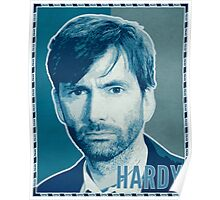 HARDY - Broadchurch Green Poster