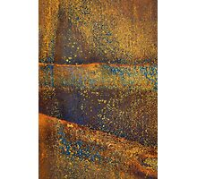 Rusted Landscape Photographic Print