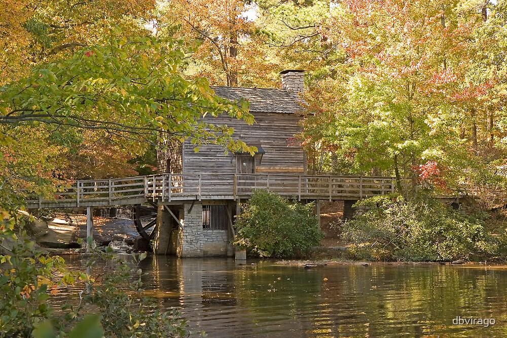 Grist Mill by dbvirago