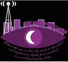 Night Vale Community Radio Photographic Print