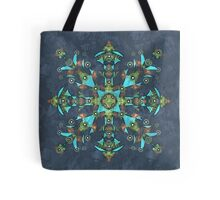 New Mexico Flower Tote Bag