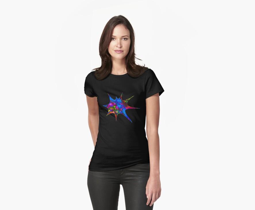 Paradise T-Shirt Design 2 by Ruth Palmer