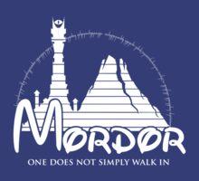 Disney Mordor by designbyhuman