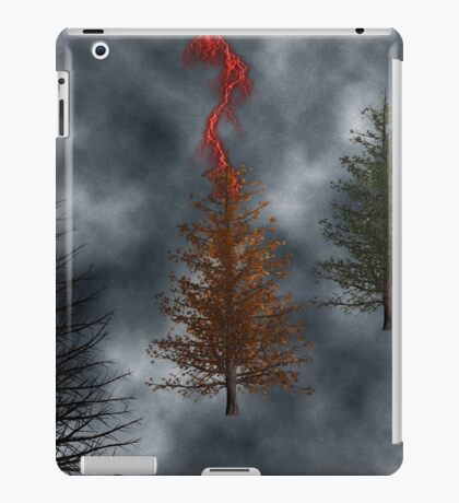 Three Strikes and Were Out iPad Case/Skin