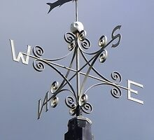 Weather Vane - Lytham by DHBCreative