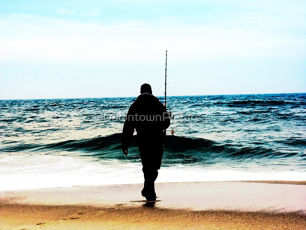 Teach A Man To Fish by DowntownPictures