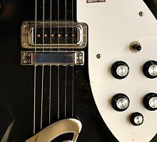 Rickenbacker Jet Glow 2000 by its all about appearance