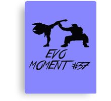 Evo Moment #37 Canvas Print