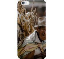 Old Farmer iPhone Case/Skin