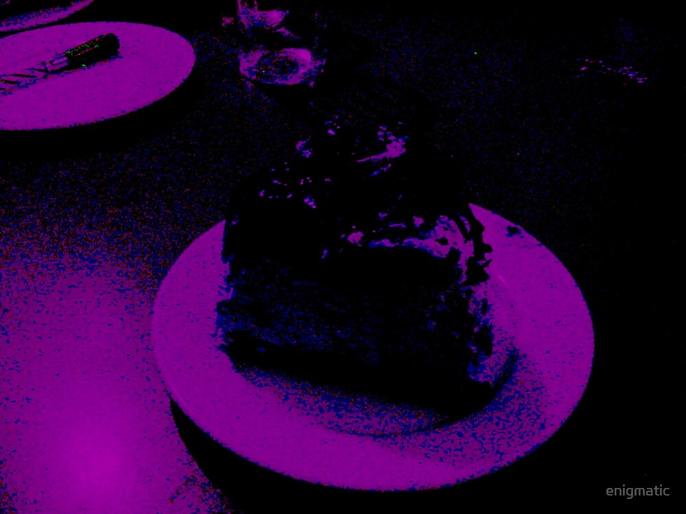 Cake by enigmatic
