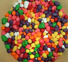 candy in bowl by as2ae