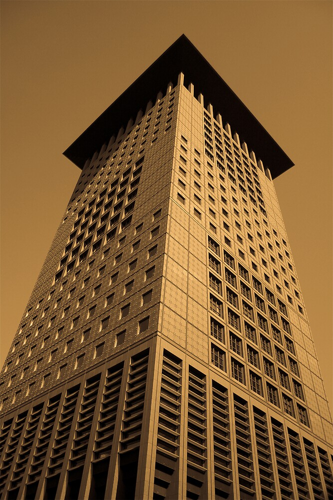 Highrise With A Difference by Michael  Newman