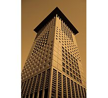 Highrise With A Difference Photographic Print