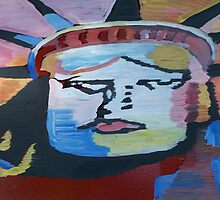 tribute to peter max by righton262