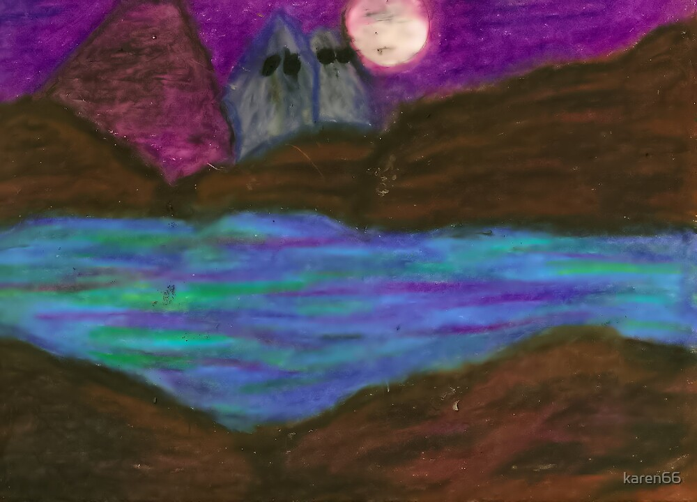 The Spirits Converge by karen66