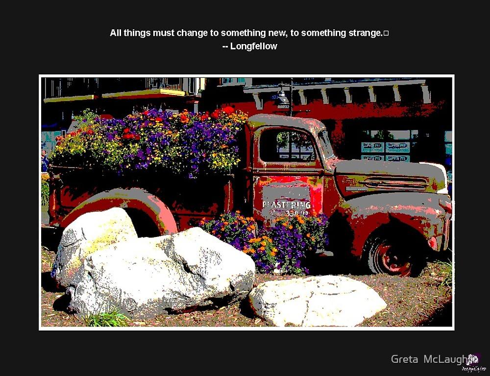 Change by Greta  McLaughlin
